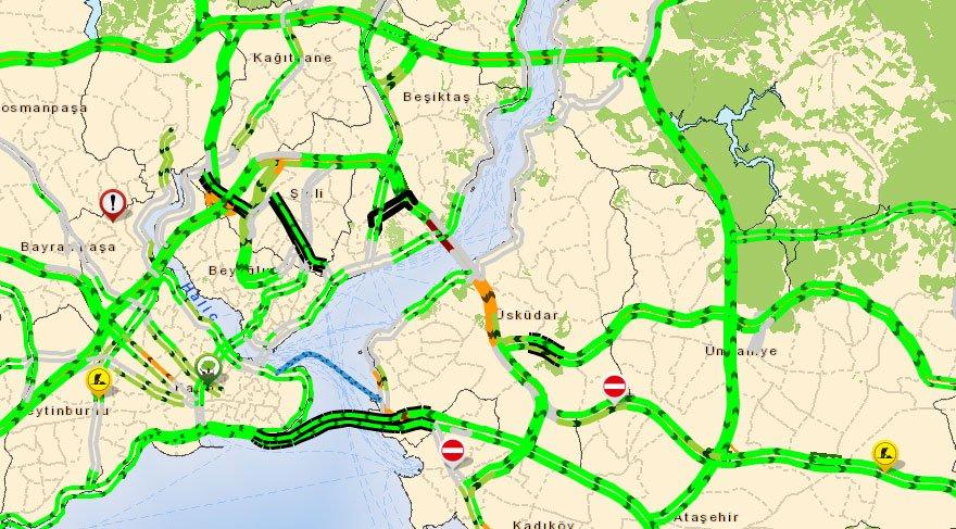 15 Temmuz Şehitleri Köprüsü trafiğe açıldı