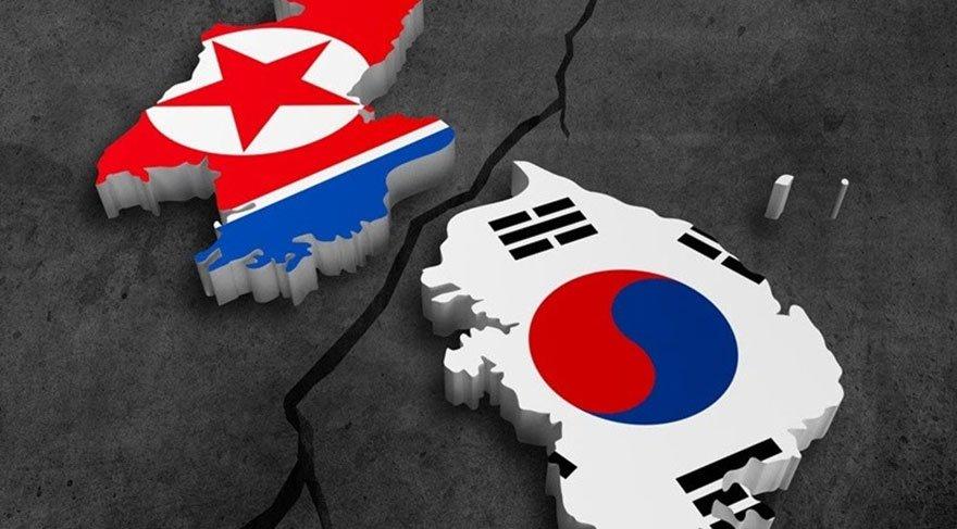 Güney Kore'den Kuzey Kore'ye askeri seviyede görüşme teklifi