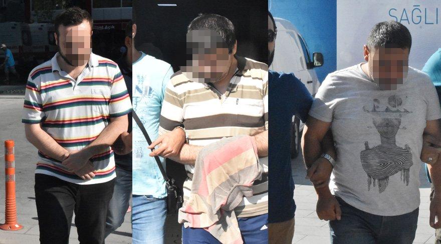 Konya'da 2 üniversiteye FETÖ operasyonu… Çok sayıda gözaltı var…