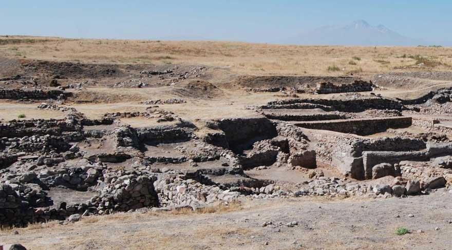 Asurlular 4 bin yıl önce ne tüketiyordu?