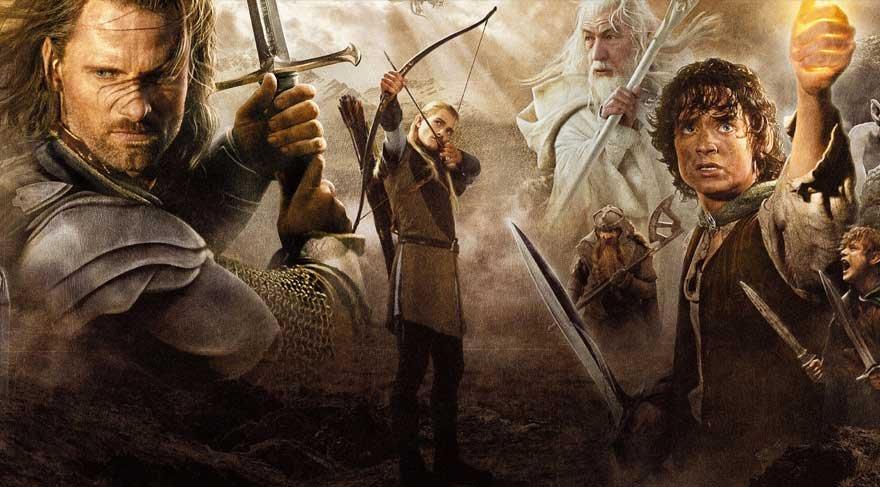 J.R.R Tolkien'in mirasçıları ile Warner Bros anlaştı!