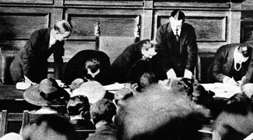 Lozan Antlaşması 94 yaşında... Bugün Türkiye Cumhuriyeti'nin doğum günü
