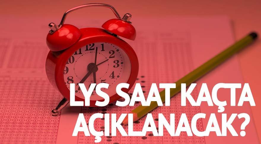 LYS sonuçları 23:59'da söylentisi! ÖSYM'den açıklama geldi mi? (LYS 2017)