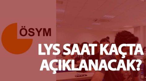 LYS sonuçları açıklandı mı? ÖSYM sonuçları 23:59'da açıklanacak söylentisi! (LYS 2017)
