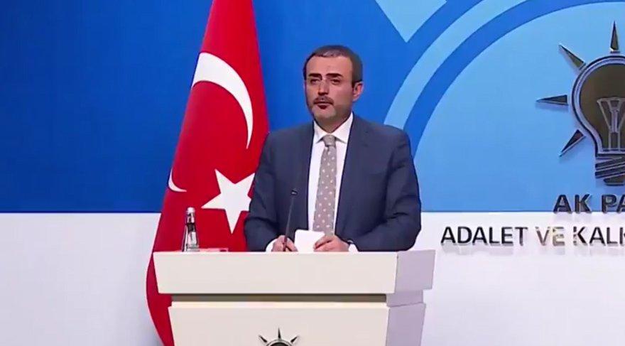 AKP'den flaş Abdullah Gül açıklaması