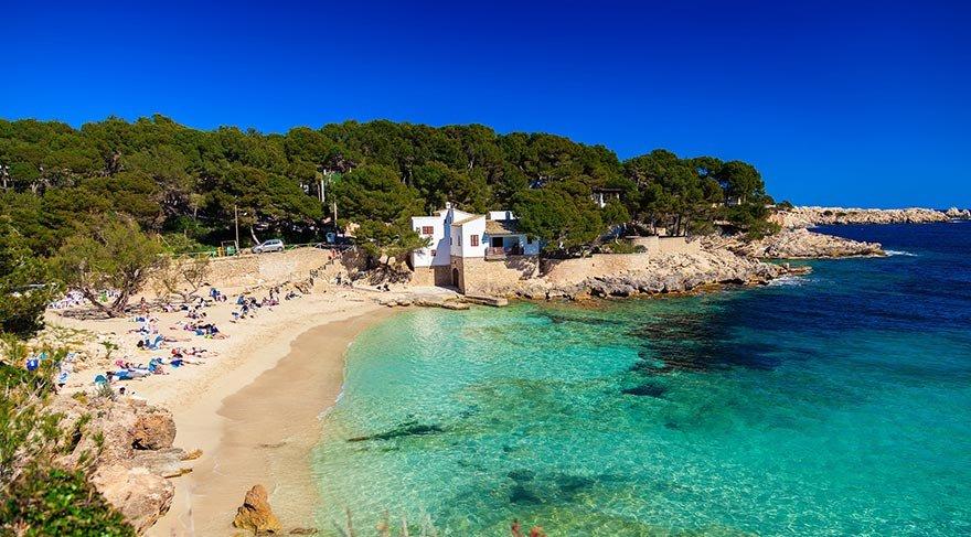 Akdeniz'de bir İspanyol güzeli: Mayorka Adası