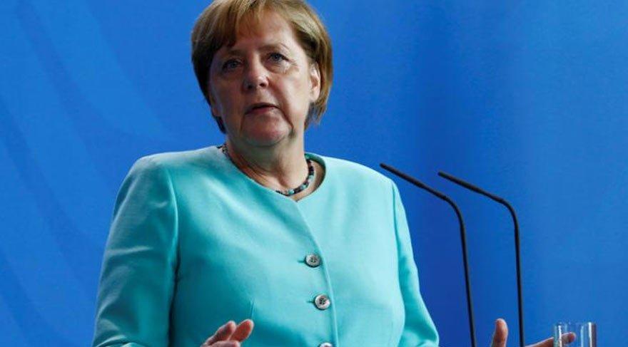 Merkel'den flaş Türkiye açıklaması: Erdoğan ile derin farklılıklarımız sürüyor