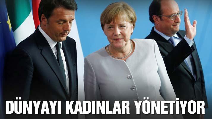 Merkel ve kardeş partisi kararını verdi: Türkiye'nin AB'ye tam üyeliğini reddediyoruz