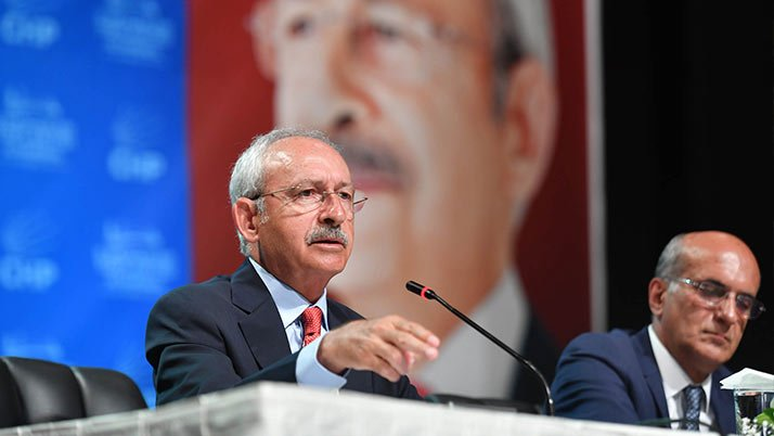 CHP İl Başkanları toplantısında önemli mesajlar