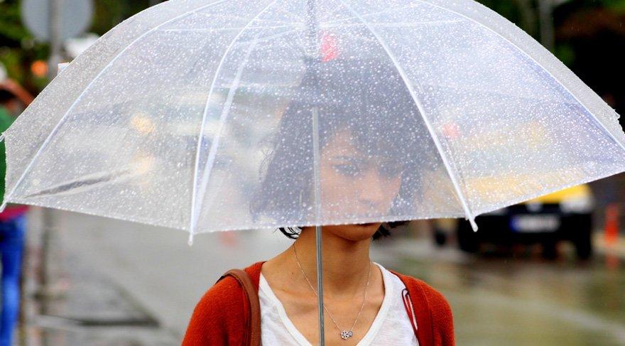 Hava durumu 4 Temmuz: Yağışlı hava bölge bölge etkiliyor!