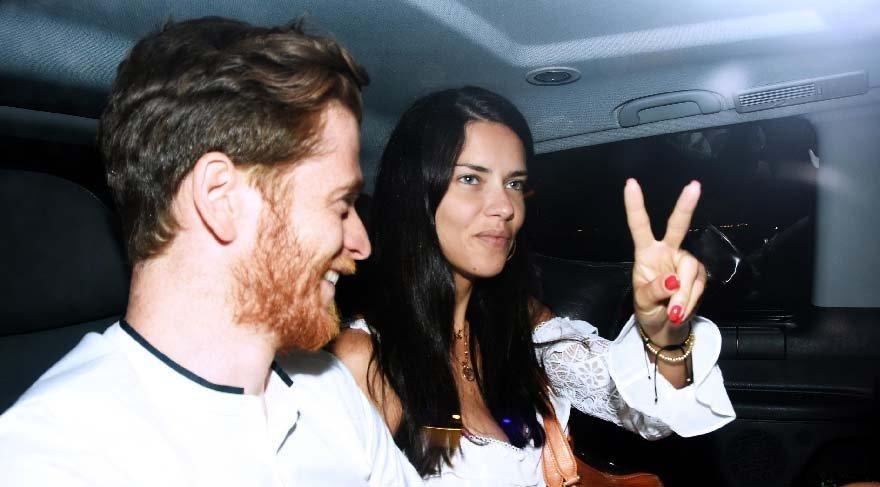 Metin Hara kimdir? Adriana Lima ile reklam aşkı iddialarına öpücüklü cevap!