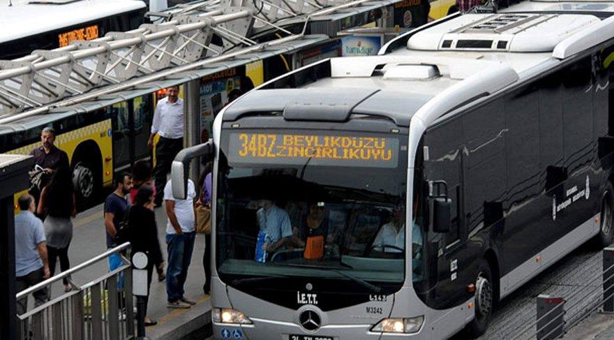 Metro-Metrobüs-Tramvay ve vapurlar çalışıyor mu? İstanbul'da yağmur ulaşımı etkiliyor!