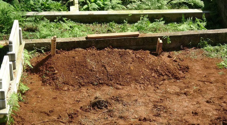 Gölyazı'da 2500 yıllık mezarlar bulundu