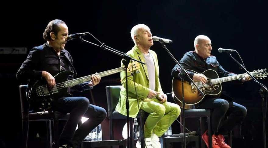 Efsane grup MFÖ, yeni şarkılarıyla Marmaris'te