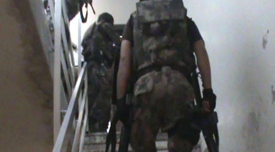 IŞİD'e MİT destekli operasyon: Gözaltılar var