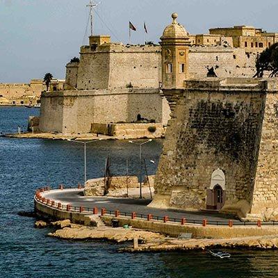 Şövalyeler ülkesi Malta