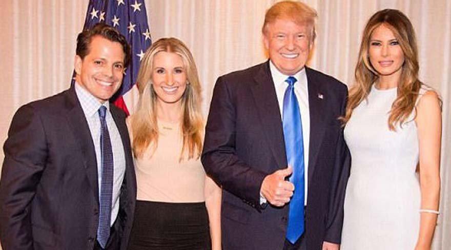 Bir garip haber! Trump'ı hiç sevmiyorum dedi boşandı