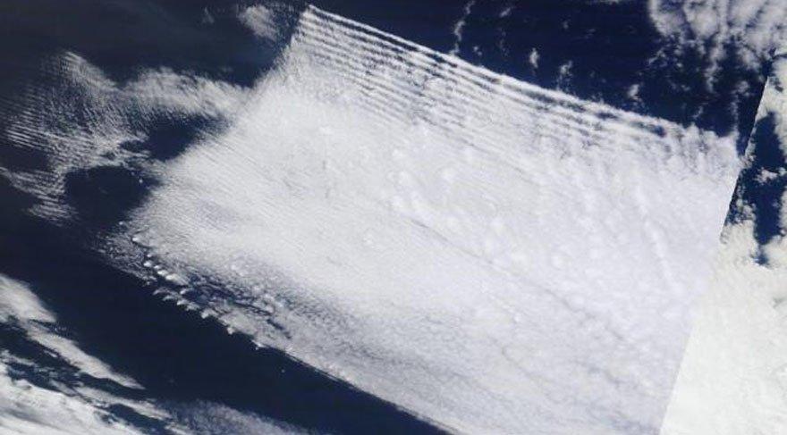 NASA görselleri kanıt gösterildi: Hava durumuna müdahale ediliyor!