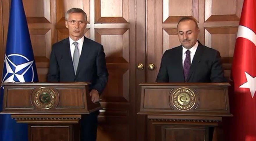 NATO genel sekreteri Türkiye'yi aradı