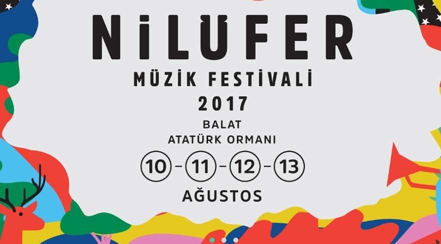 Nilüfer Müzik Festivali'ne kimler katılacak?