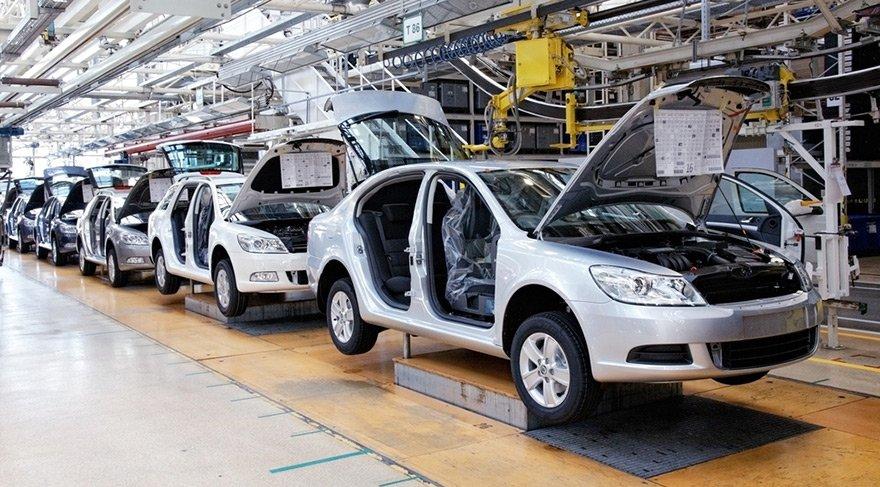 Otomotiv üretimi ilk 6 ayda rekor kırdı