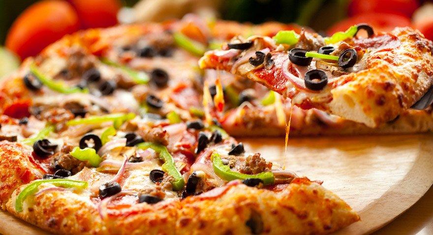 Türkiye pizzayı azalttı Rusya doyacak