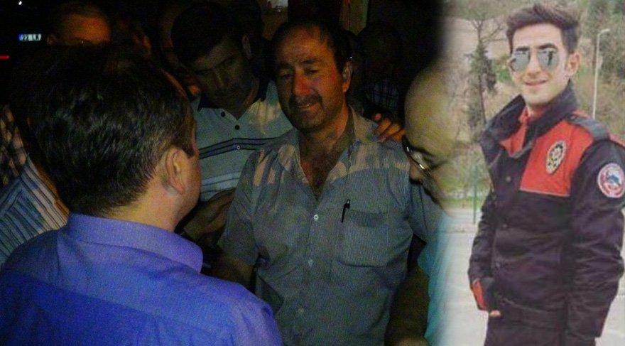 Şehit polisin babası: Tek hedefi polis olmaktı