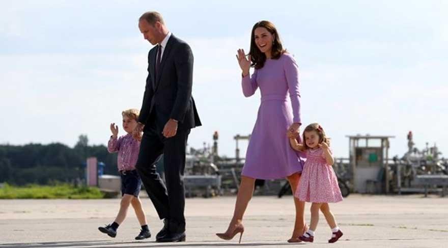 Prens William ve Kate Middleton arası açıldı