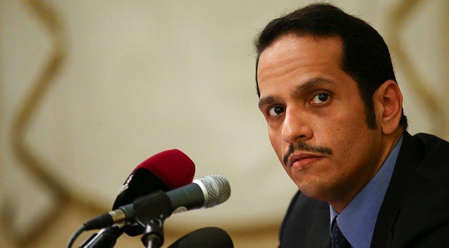Katar'dan kriz için flaş karar