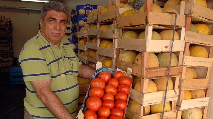 Merkez Bankası'ndan domatesli blog