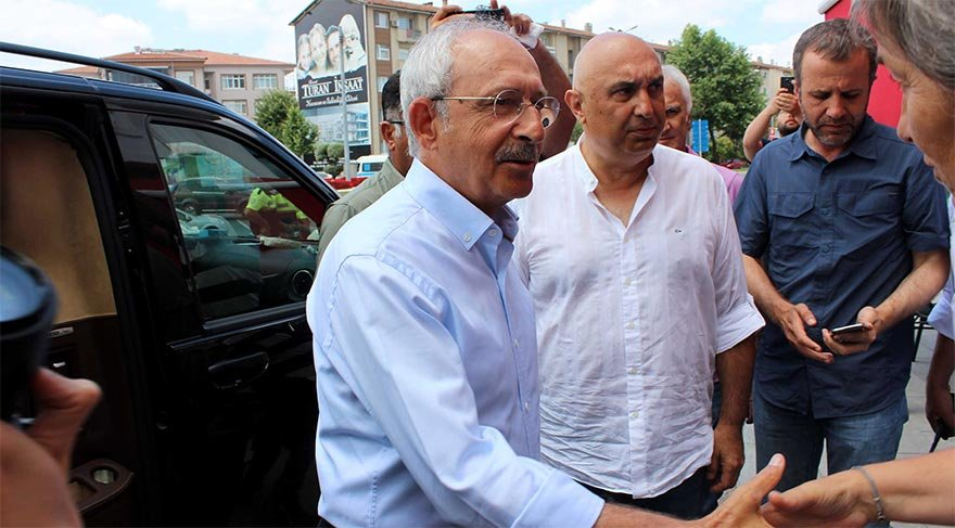 Kılıçdaroğlu 27 gün sonra evine döndü