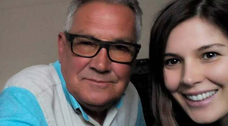 Oyuncu Hatice Şendil'in babası Nevzat Şendil yaşamını yitirdi