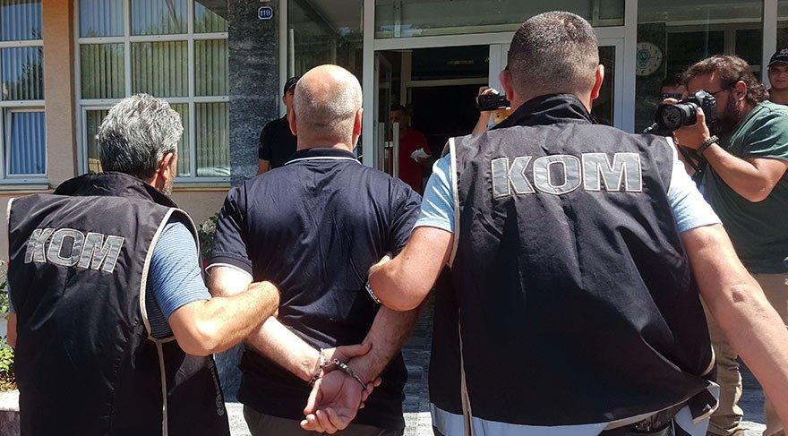 Suç örgütüne operasyon: 28 kişi gözaltında