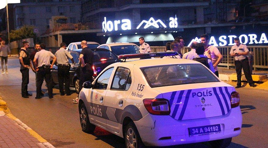 Polise silahlı saldırı; 1 polis ağır yaralı