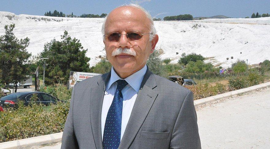 Denizli Müze Müdürü Hasan Hüseyin Baysal