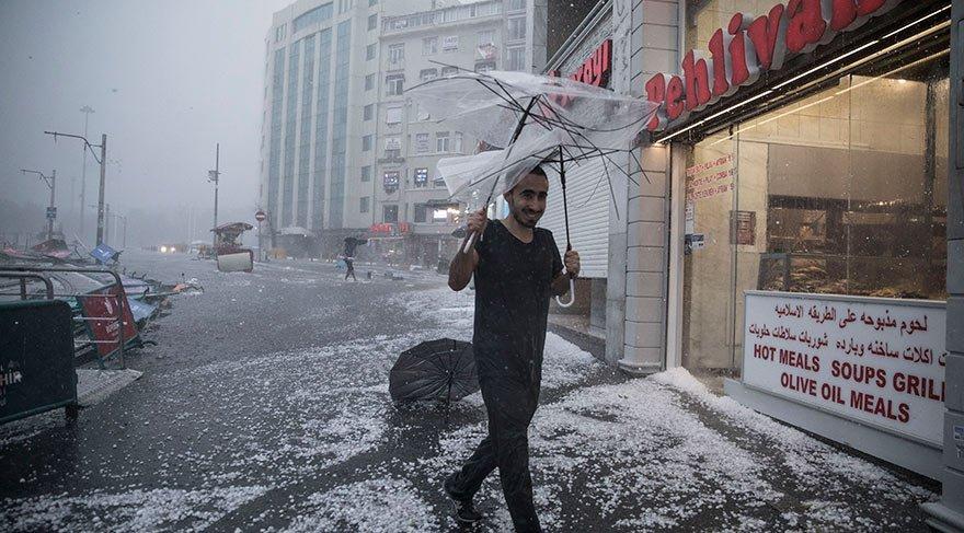 İstanbul'da yarın yağış devam edecek mi? İstanbul 28 Temmuz hava durumu