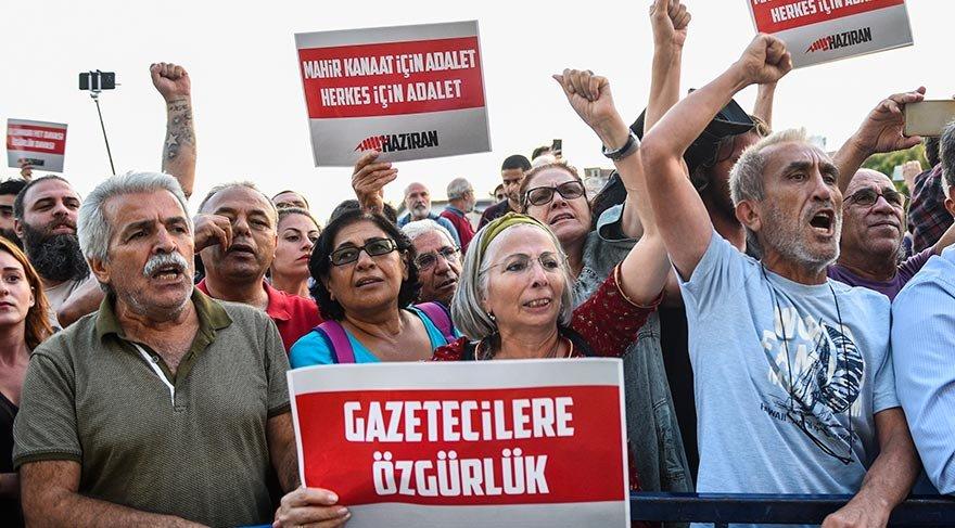 Cumhuriyet Gazetesi Davasındaki tahliye kararının ardından avukat açıklama yaptı