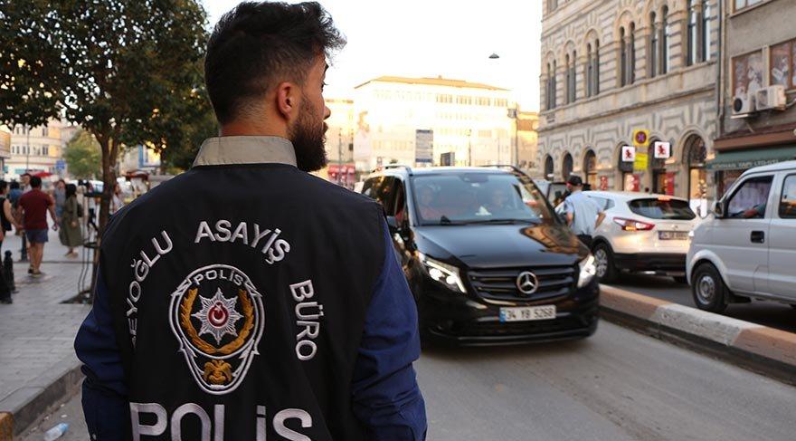 Tüm Türkiye'de huzur operasyonu