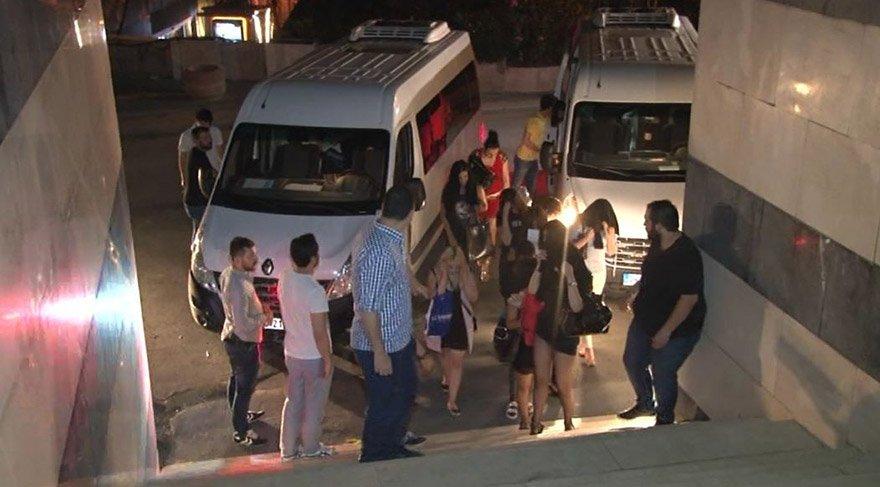 İstanbul'da fuhuş operasyonu: 26 gözaltı
