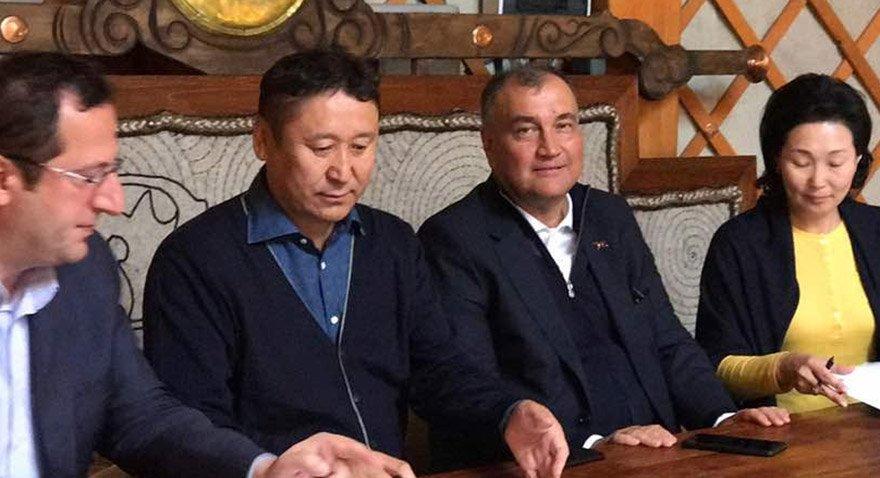 Godiva Moğolistan'a açılıyor