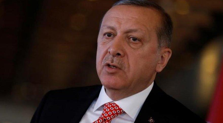Erdoğan: Referandum adımı biraz sıkar