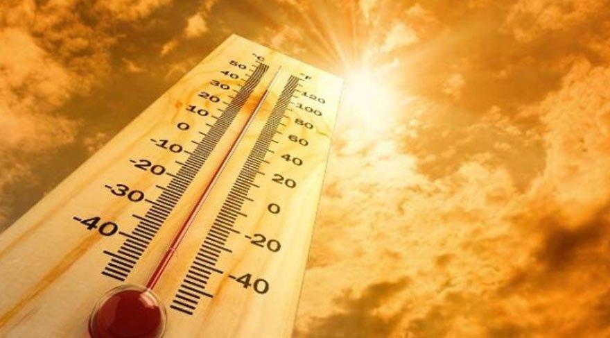 4 kent için sıcaklık uyarısı