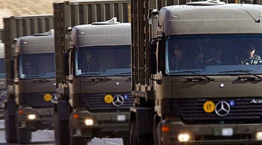 Türkiye'den Katar'a 3. askeri sevkiyat!