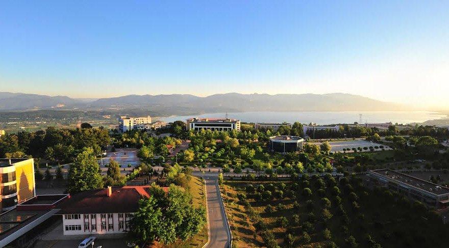 Sakarya Üniversitesi rekoru kaptırmadı