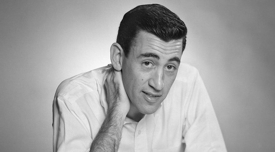 ABD'li yazar Salinger'ın hayatı sinemada!