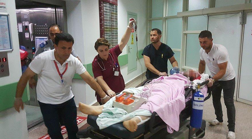 Samsun'da çatışma: Ölü ve yaralılar var