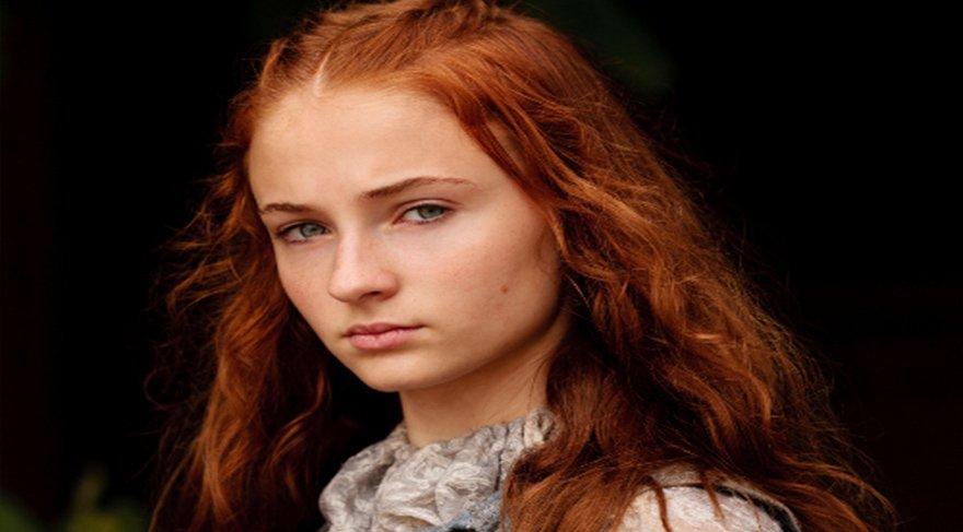 Game Of Thrones'un yıldızı: 'En kötü kısmı saçlarımı boyamam'