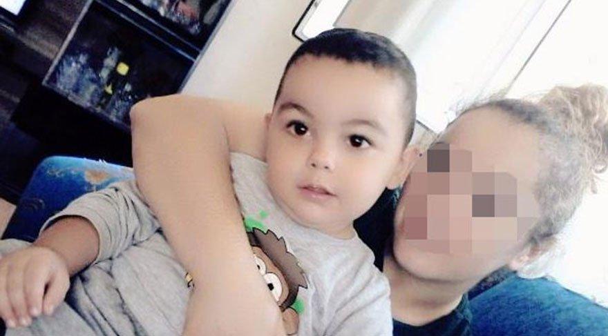 3 yaşındaki oğlunu şarj kablosuyla boğdu