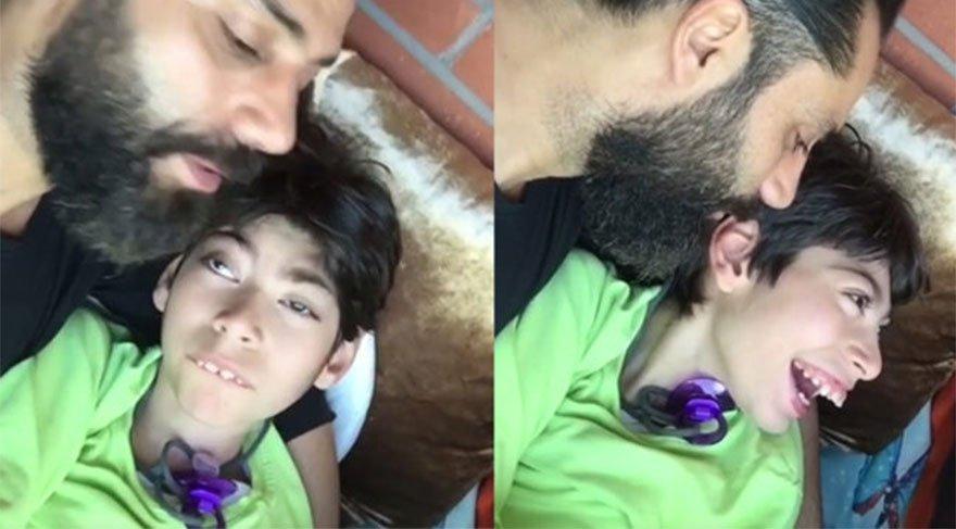 Engelli oğluna yapılan hakaret Çılgın Sedat'ı hem üzdü hem kızdırdı