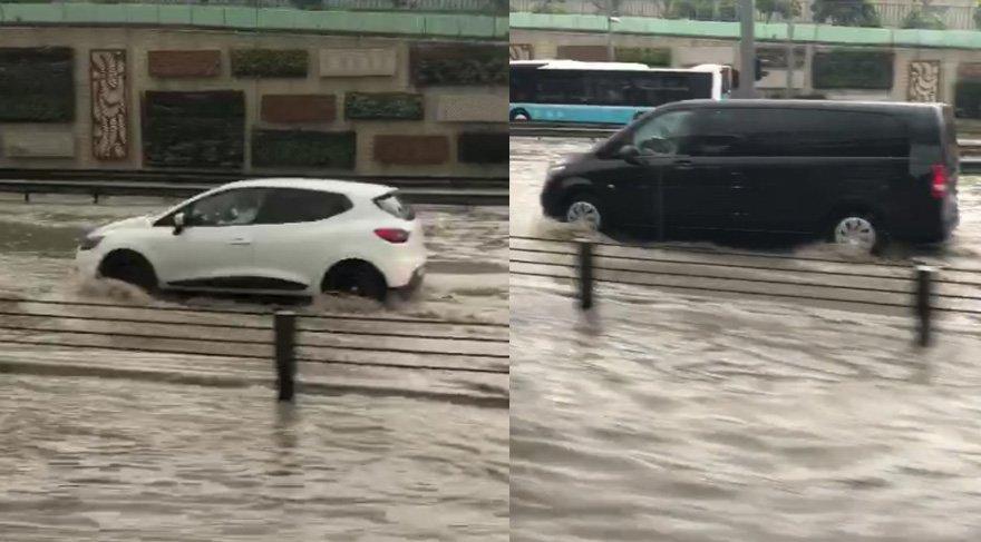 İstanbul'da sağanak yağış ve fırtına! Meteoroloji ve AKOM'dan uyarı geldi...